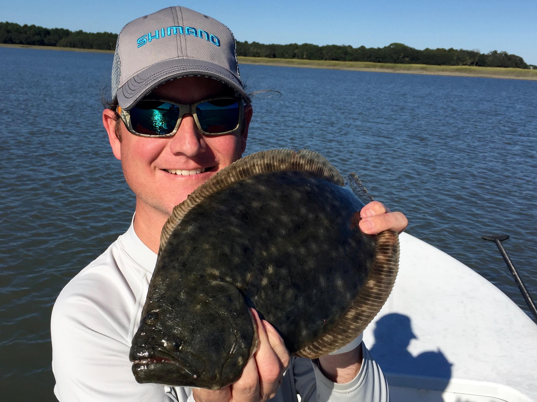 flounder-in-hilton-head